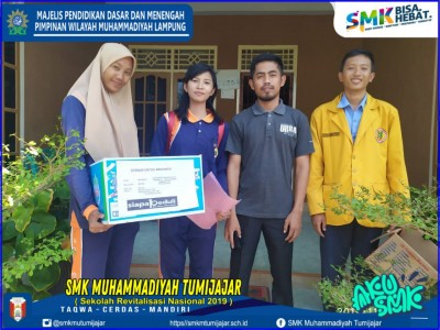 Aksi Galang Dana IPM SMK MUTU