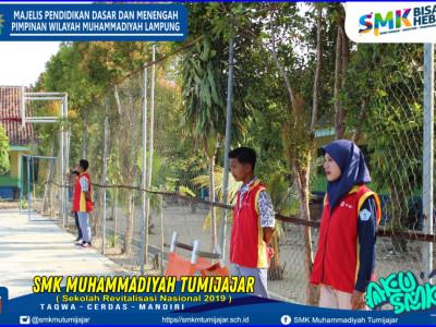 PMR Kmushada Saat Upacara Bendera 02 September 2019